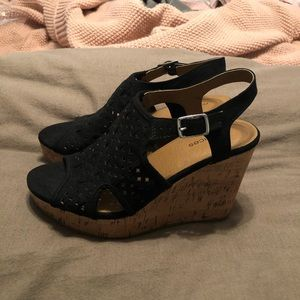 Black Maurice's wedges